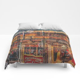 The Yellow House Comforters