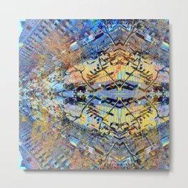 Akin to recalling, instead; understood mimicry. 20 Metal Print
