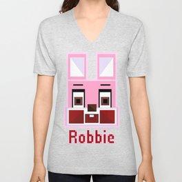 Block Robbie Unisex V-Neck