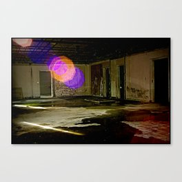 Ghost Room Canvas Print