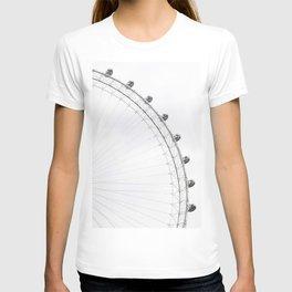 London Eye Monochrome T-shirt