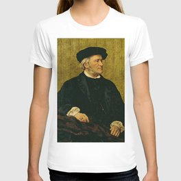 Richard Wagner (1813 – 1883) by Giuseppe Tivoli (b.1845) T-shirt