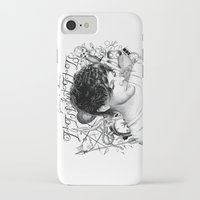 tattoos iPhone & iPod Cases featuring Tattoos - L by wreckthisjessy