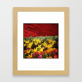 Madison Square Framed Art Print