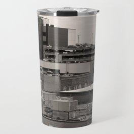 Ann Arbor City Roofs Travel Mug