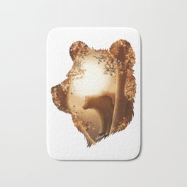 Bear Haven Bath Mat