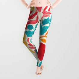 The Brightest Leaves Leggings