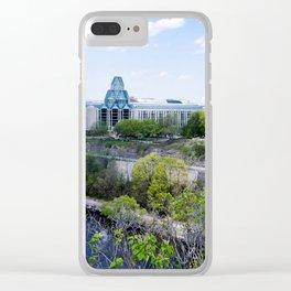 Ottawa Clear iPhone Case