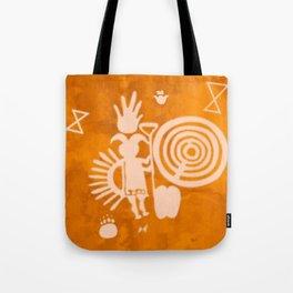 Petroglyphs 2 Tote Bag