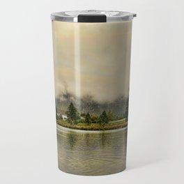 Almsee Lake, Austria Landscape Travel Mug