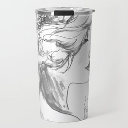 Crowned Travel Mug