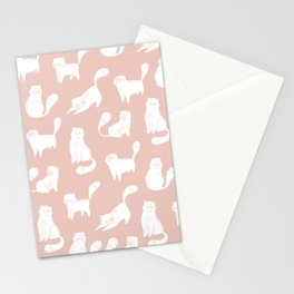 Little cats Stationery Cards