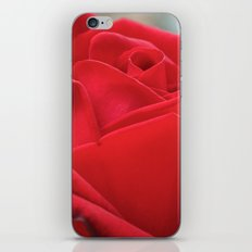 Red Rose iPhone & iPod Skin
