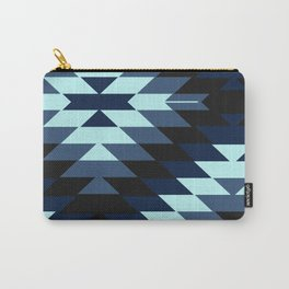 San Pedro in Indigo Carry-All Pouch