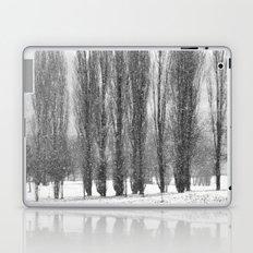 Snowy Forest Laptop & iPad Skin