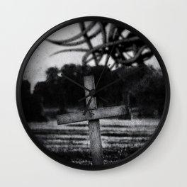 Ignorance In The Midst Of Infinity Wall Clock