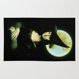 Mona Lisa Witchy Woman Rug
