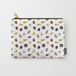Organs, in Technicolor Carry-All Pouch