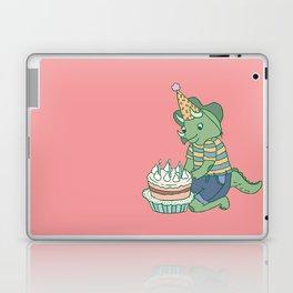 Anna's birthday drawing Laptop & iPad Skin