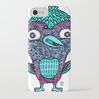 birdy iPhone & iPod Cases featuring Birdy by Alex Chiu
