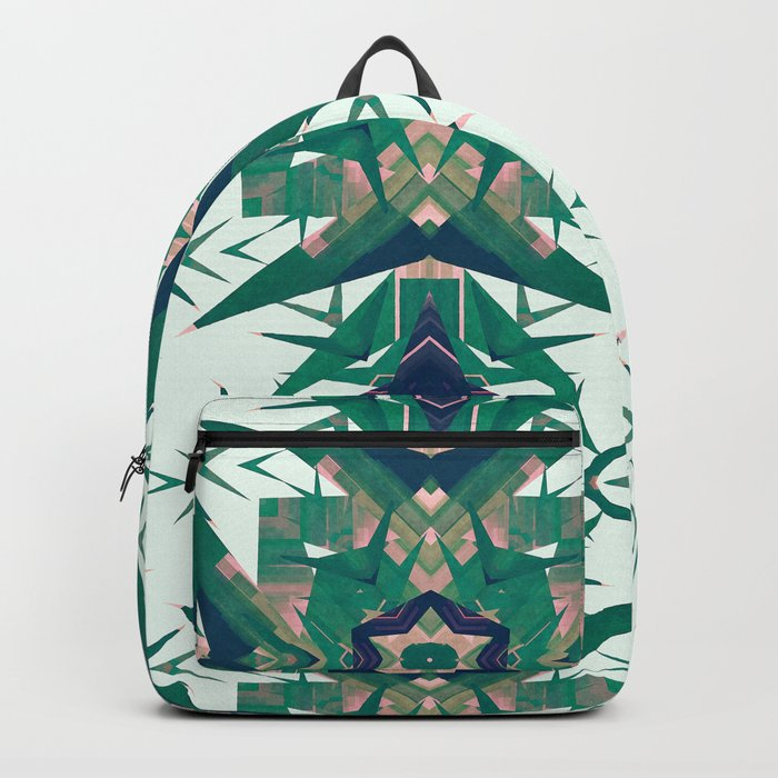 Tropical Snowflakes Backpack