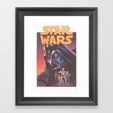 Star Wars Framed Art Print