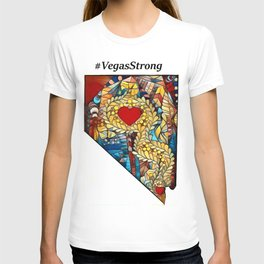 Vegas Strong v4. T-shirt