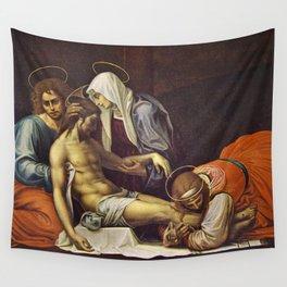 Pieta Wall Tapestry