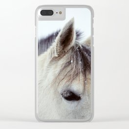 Flury Clear iPhone Case