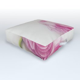 Pink Peonies 2 Outdoor Floor Cushion