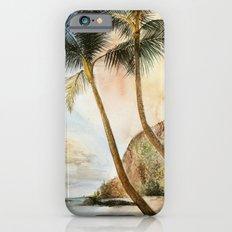 Palm Paradise iPhone 6s Slim Case