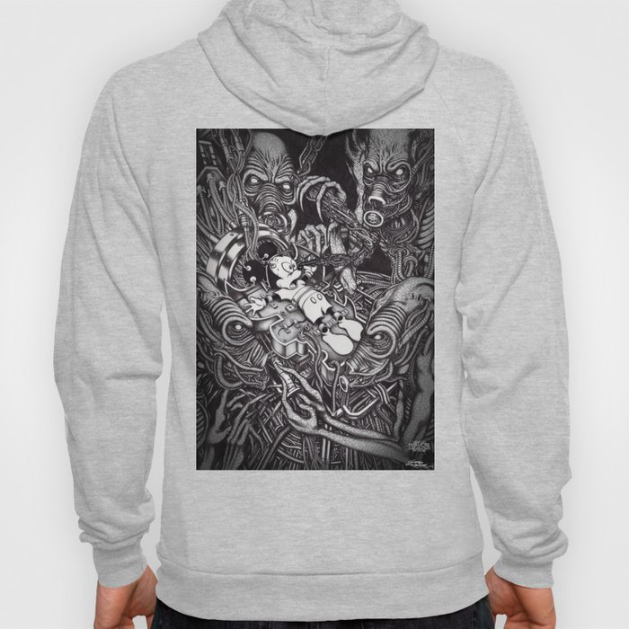 Alien Abduction - The Mouse Hoody