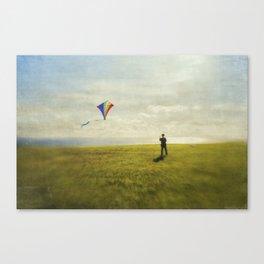 Take to the Sky Canvas Print