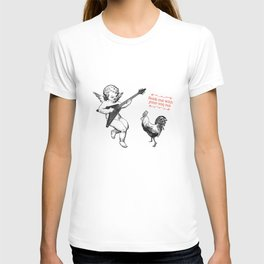 Rock Out With Your Coq Out! T-shirt
