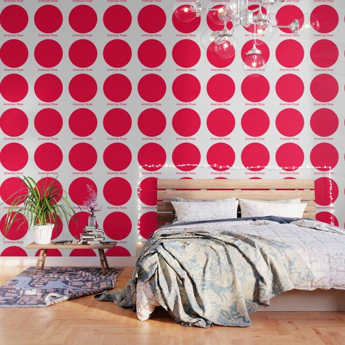 American Rose Wallpaper