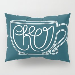 Cup of Cheer Pillow Sham