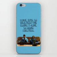 rap iPhone & iPod Skins featuring 101 Rap by Marianna