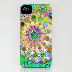 Groovy iPhone (4, 4s) Slim Case
