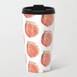 Pomegranate Travel Mug
