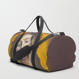 The Mystic Rose Duffle Bag