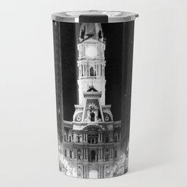 Philly by Night Travel Mug
