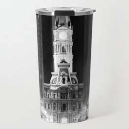 Philly by Night Travel Mug