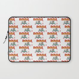 flag of prince edward island -pei,islander,Charlottetown Laptop Sleeve