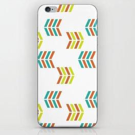 ArrowStrips iPhone Skin