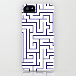 laberinto iPhone Case