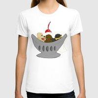 labrador T-shirts featuring Labrador Sundae by Kristen Hodge