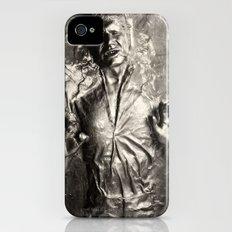 Han Solo carbonite iPhone (4, 4s) Slim Case