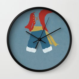 Monkey D Luffy Wall Clock