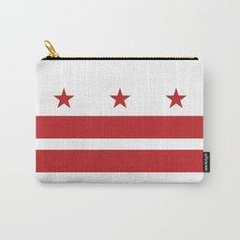 Washington, D.C. Flag Carry-All Pouch