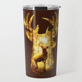 Deer's Woods Travel Mug